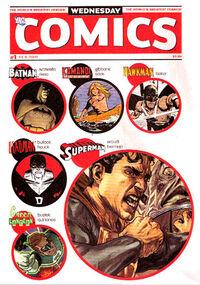 Wednesday Comics 1