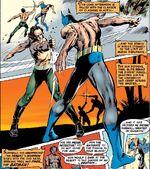 Batman vs Ra's al Ghul