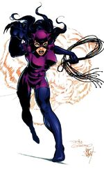 Catwoman during Knightfall