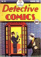 Detective Comics 25