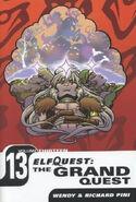 ElfQuest The Grand Quest Vol 13 TP