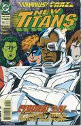 New Teen Titans Vol 2 106