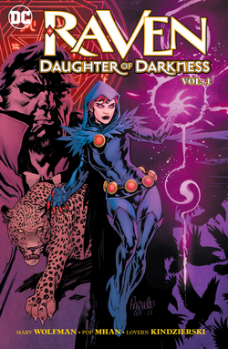 Cover for the Raven: Daughter of Darkness Vol 1 Trade Paperback