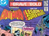 The Brave and the Bold Vol 1 179