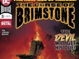 The Curse of Brimstone Vol 1 3