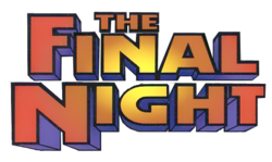 The Final Night Logo