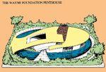 The Wayne Foundation Penthouse