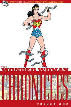 Cover for the Wonder Woman Chronicles Vol. 1 Trade Paperback