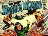Wonder Woman Vol 1 181