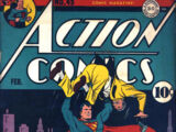 Action Comics Vol 1 45