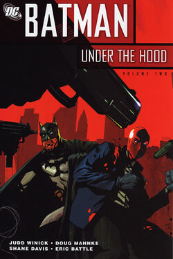 Cover for the Batman: Under the Hood Vol 2 Trade Paperback