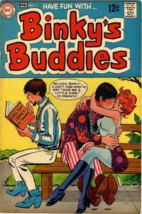 Binky's Buddies Vol 1 1