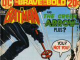 The Brave and the Bold Vol 1 106