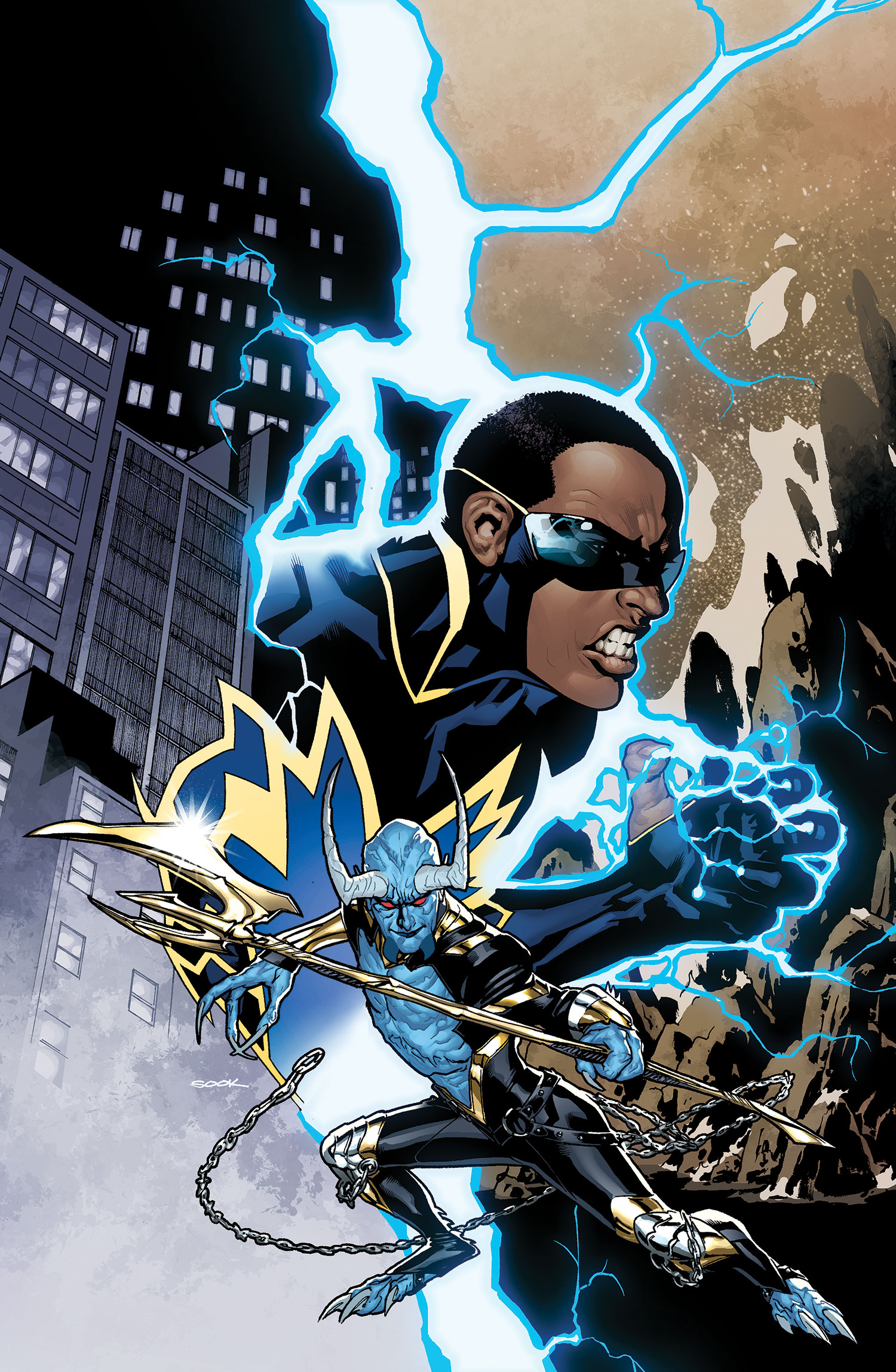 Black Lightning Dc Database Fandom Powered By Wikia