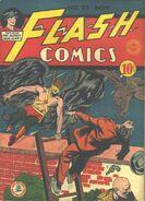 Flash comics 23