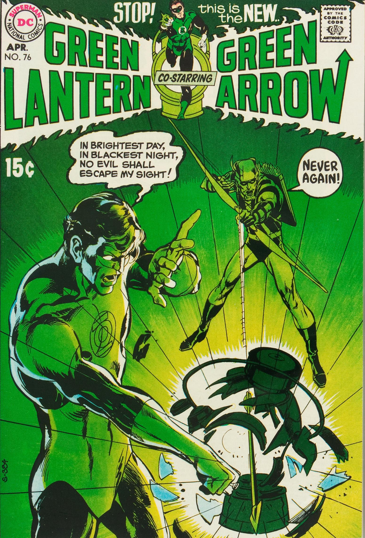 Image result for green lantern 76