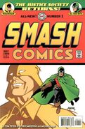JSA Returns Smash Comics Vol 1 1