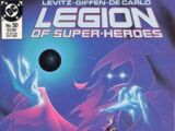 Legion of Super-Heroes Vol 3 50