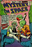 Mystery in Space v.1 101