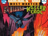 Suicide Squad Most Wanted: El Diablo and Killer Croc Vol 1 4