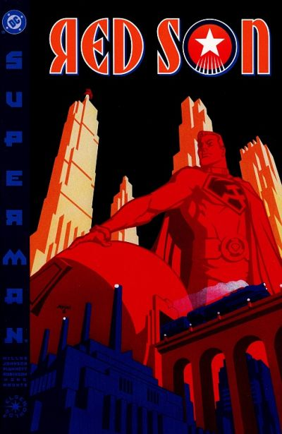 Superman Red Son Vol 1 2 Dc Database Fandom