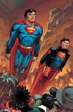 Alongside Superman again!