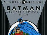 Batman Archives Vol 6 (Collected)