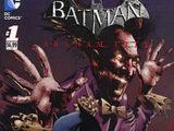 Batman: Arkham City - End Game Vol 1 1
