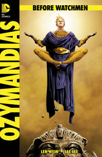 Before Watchmen Ozymandias Vol 1 1 Textless