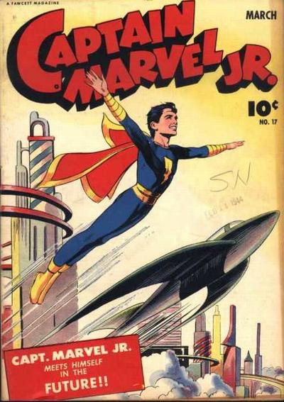 Image Captain Marvel Jr Vol 1 17 Jpg Dc Database Fandom