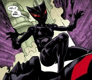 Catwoman III New Earth 005