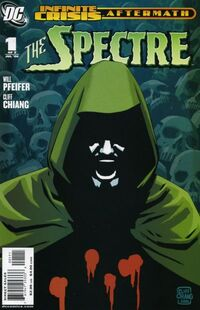 Crisis Aftermath The Spectre Vol 1 1