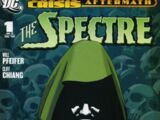 Crisis Aftermath: The Spectre Vol 1 1