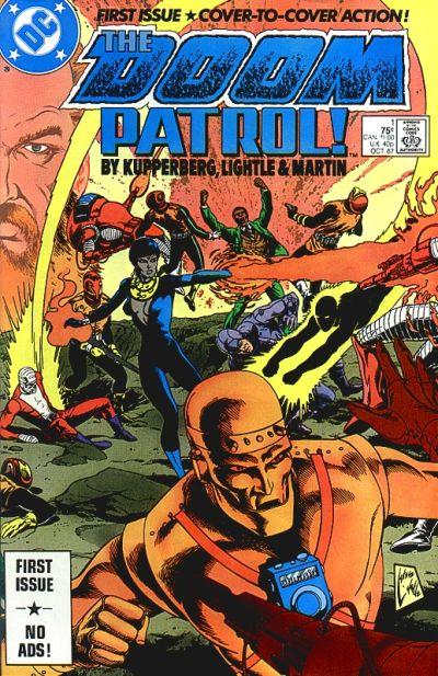 Doom Patroll Volumen 2 descarga español mega