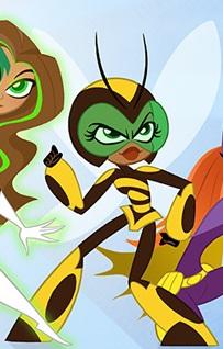 Karen Beecher Dc Super Hero Girls Tv Series Dc