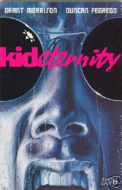 Cover for the Kid Eternity Trade Paperback
