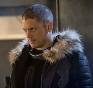 Leonard Snart Arrow Earth-X 0001