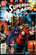Superboy and the Ravers 1