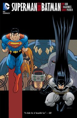Cover for the Superman/Batman Vol. 2 Trade Paperback