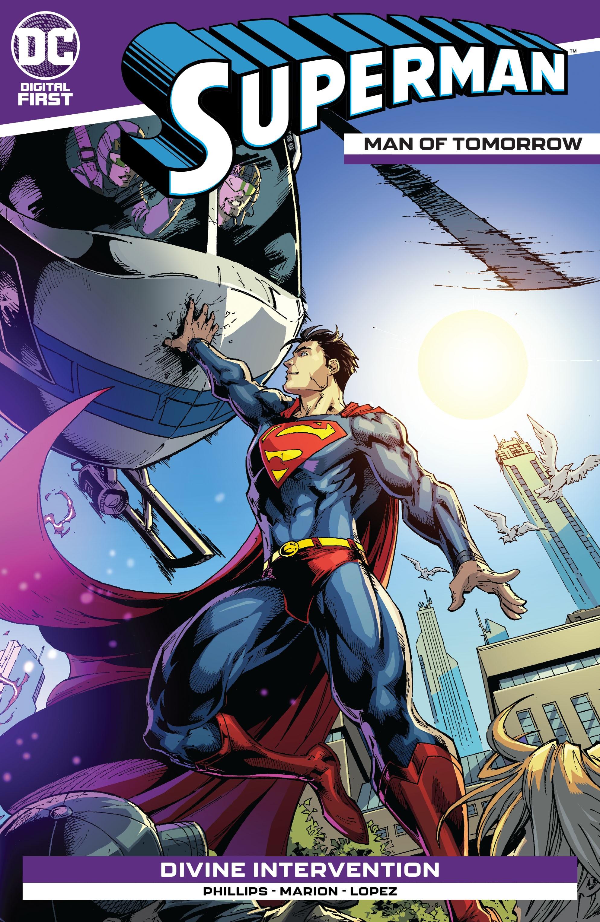 Superman: Man of Tomorrow #17 The Aspiring Kryptonian
