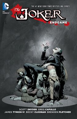 Cover for the The Joker: Endgame Trade Paperback