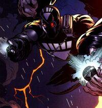 Black Lantern KGBeast 001