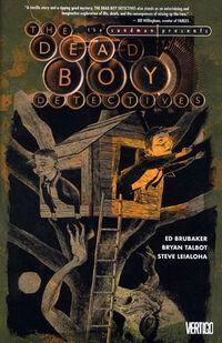Dead Boy Detectives (Collections) Vol 1 1