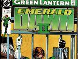 Green Lantern: Emerald Dawn II Vol 1 1