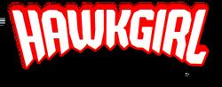 Hawkgirl Vol 1 logo