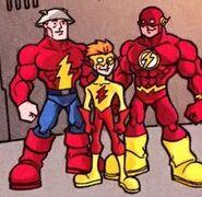 Kid Flash Earth-508 0001