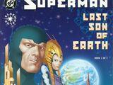 Superman: Last Son of Earth Vol 1