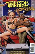 Tank Girl - The Odyssey Vol 1 1
