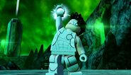 White Lantern Lego Batman 001