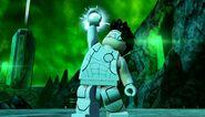 White Lantern Lego Batman 001